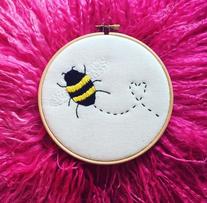 Bee Hoop